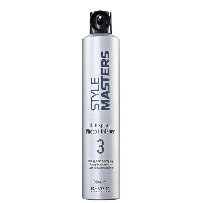 Revlon Professional Style Masters Hairspray Photo Finisher 3 - Spray de Fixação 500ml