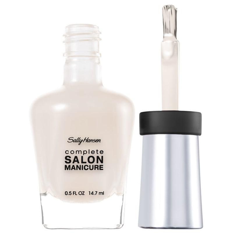 Sally Hansen Complete Salon Manicure 121 Let's Snow - Esmalte Cremoso 14,7ml