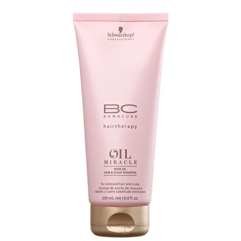 Schwarzkopf Professional BC Bonacure Oil Miracle Rose - Shampoo 200ml