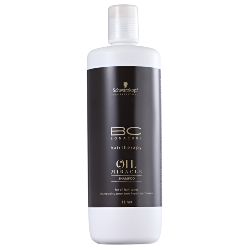 Schwarzkopf Professional BC Bonacure Oil Miracle - Shampoo 1000ml