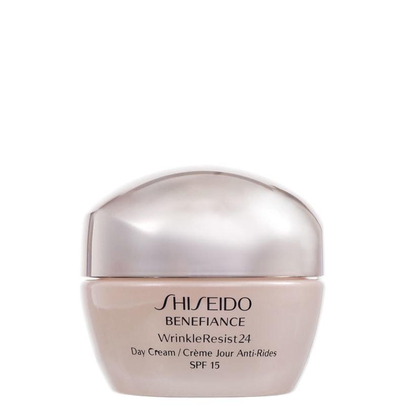 shiseido benefiance wrinkle resist 24 day cream spf 15. Black Bedroom Furniture Sets. Home Design Ideas