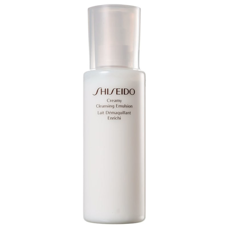 Shiseido Creamy Cleasing Emulsion - Emulsão de Limpeza 200ml