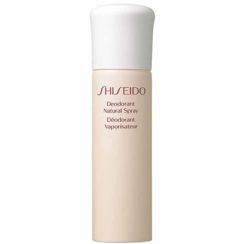 Shiseido Deodorant Natural Spray - Desodorante Spray 100ml