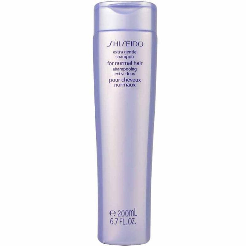 Shiseido Extra Gentle Shampoo for Normal Hair - Shampoo 200ml