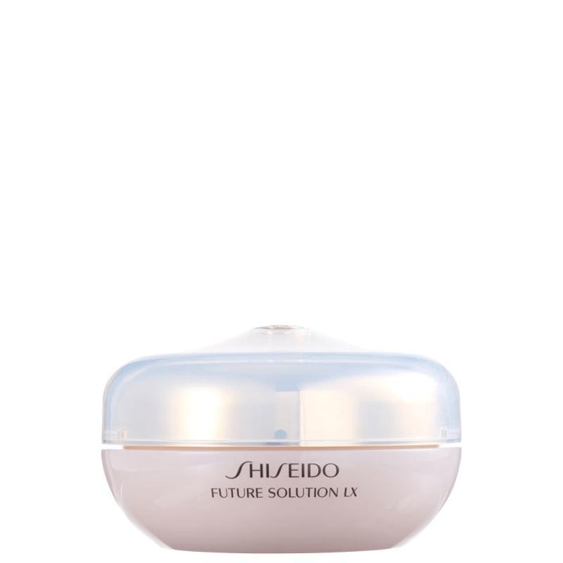 Shiseido Future Solution LX Total Radiance Loose Powder - Pó Solto Translúcido 10g