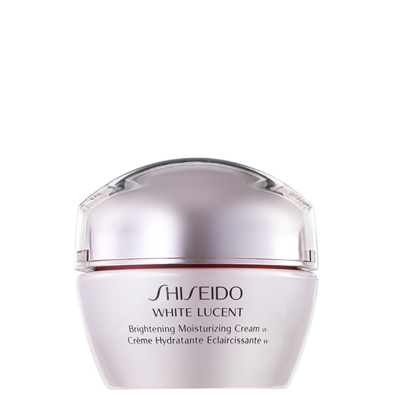 Shiseido White Lucent Brightening Moisturizing Cream W - Hidratante Noturno 50ml