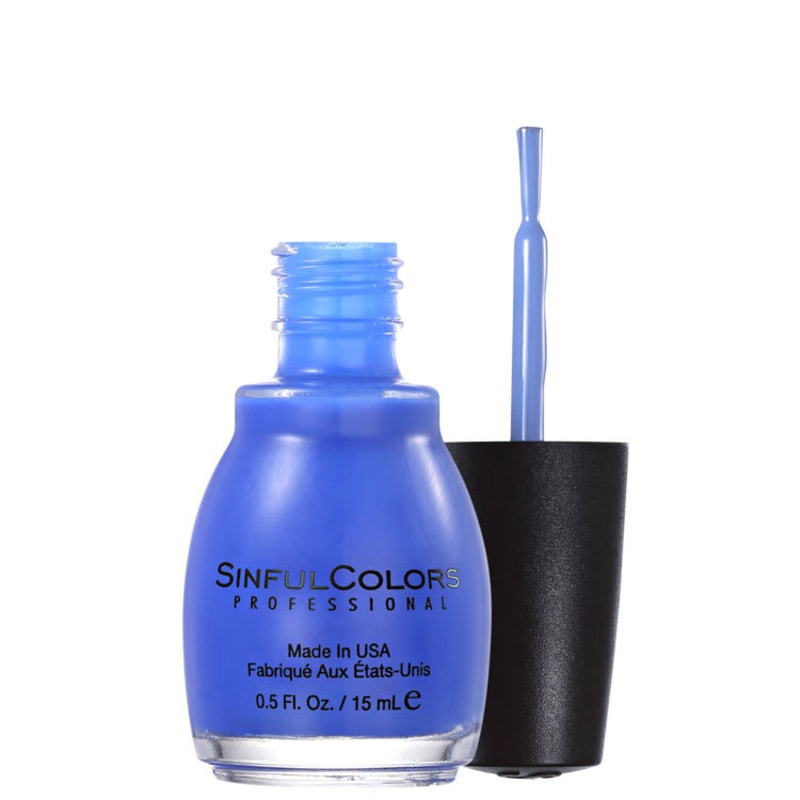 SinfulColors Professional Endless Blue - Esmalte Cremoso 15ml