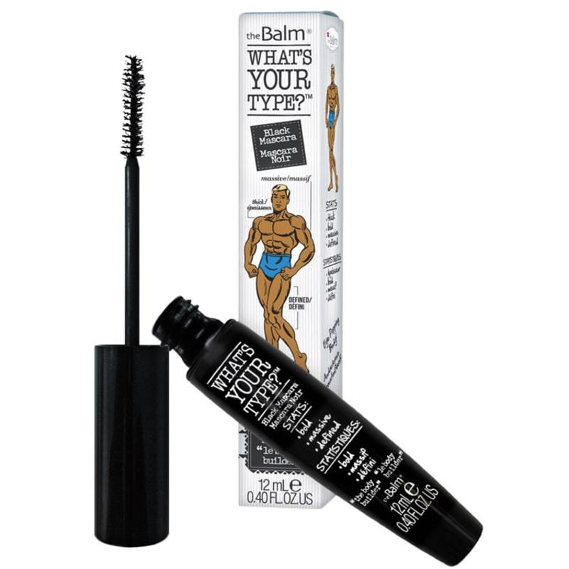 the Balm What's Your Type? Body Builder - Máscara para Cílios 12ml