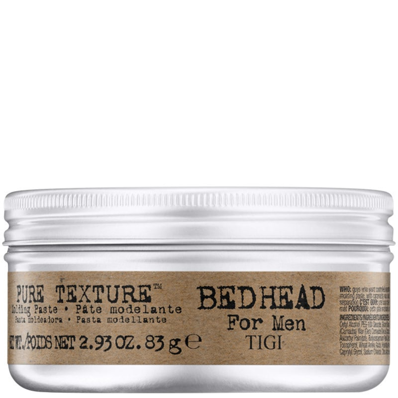 TIGI Bed Head For Men Pure Texture Molding Paste - Pasta Modeladora 83g