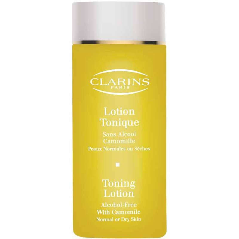 Clarins Toning Lotion With Camomile - Tônico 200ml