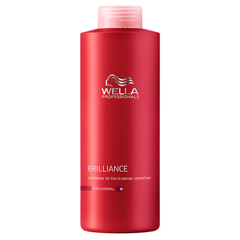 Wella Professionals Brilliance Conditioner - Condicionador 1000ml