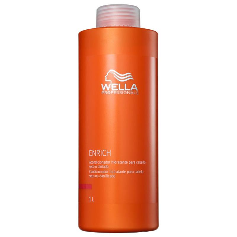 Wella Professionals Enrich Condicionador Hidratante - 1000ml