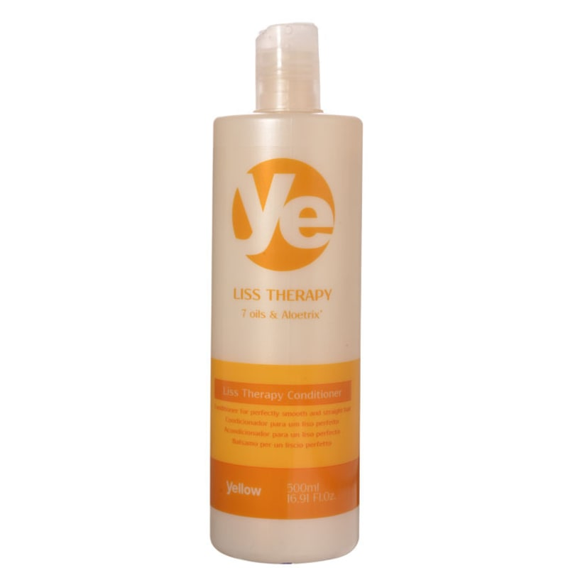Yellow Liss Therapy Conditioner - Condicionador 500ml