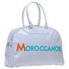 Brinde Moroccanoil Bolsa Branca PVC com Alça