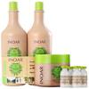 Inoar Macadâmia Oil Premium Hidratação Intensa Kit (4 Produtos)