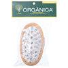 Orgânica Cerdas de Silicone - Massageador Anticelulite