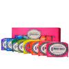 Phebo Tradicional Caixa Sabonetes Rosa - Kit de Sabonetes 8x90g