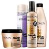 Redken Blonde Idol Color Treatment Kit (4 Produtos)