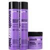 Sexy Hair Smooth Tratamento Liso Perfeito Kit (3 Produtos)