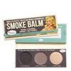 the Balm Smoke Balm Eyeshadow Palette 1 - Paleta de Sombras 10,2g