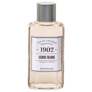 Perfume 1902 Tradition Cedre Blanc Unissex - Eau De Cologne 245ml