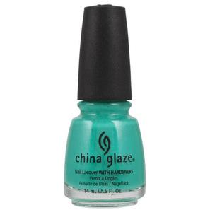 Esmalte China Glaze Turned Up Turquoise 14ml