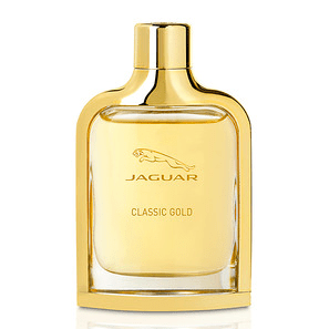 Perfume Jaguar Classic Gold Masculino 100ml - Jaguar