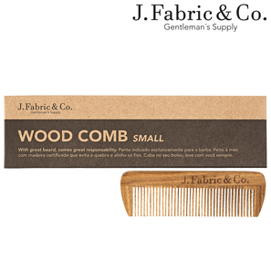 WOOD COMB SMALL - J. Fabric