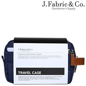 TRAVEL CASE AZUL - J. Fabric