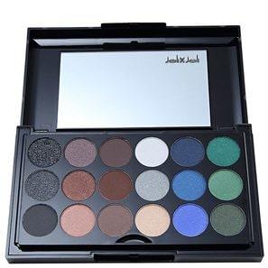 Estojo De Maquiagem Joli Joli Black Glitters Pd 988 - Joli Joli