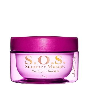 K. pro Sos Summer Masque - Máscara De Tratamento 165g - K. Pro
