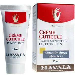 Mavala Cuticle Cream - Hidratante Para Cutículas 15ml - Mavala