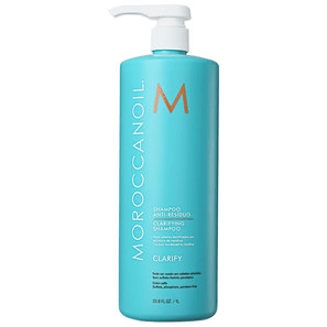 Shampoo Antirresíduos Moroccanoil Clarifying 1000ml - Moroccanoil