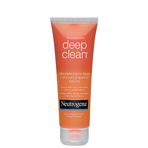 Gel De Limpeza Facial Neutrogena Deep Clean Grapefruit 80g - Neutrogena