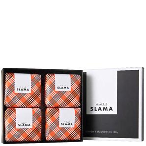 Sabonetes Em Barra Phebo Perfumaria Amir Slama Estojo 4x 100g - Phebo