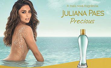 Juliana Paes Perfumes