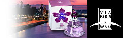 Perfumes Via Paris Femininos
