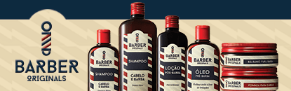 Shampoo Barber Originals