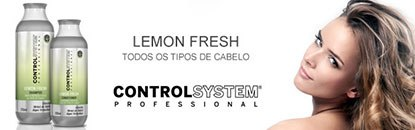 Control System Leave-In e Creme para Pentear