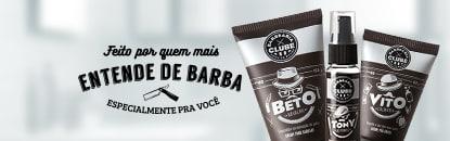 Barbearia Clube Barba