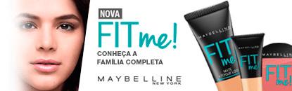 Maybelline Fit Me! para Peles Médias