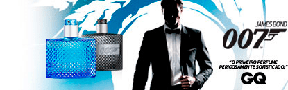 James Bond 007 Perfumes em Kits para Presente Masculino