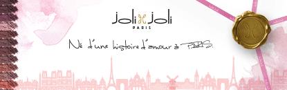 Joli Joli Kits e Looks de Maquiagem para o Rosto