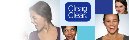 Clean & Clear Limpeza do Rosto
