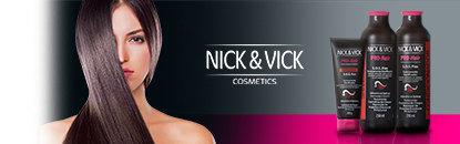 Nick & Vick Leave-in e Creme para Pentear