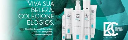 Brazilian Concept/Cuidados para Pele
