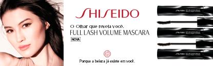 Shiseido Máscara