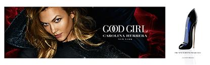 Carolina Herrera Perfumes em Kits para Presente