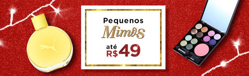 Pequenos Mimos até R$49