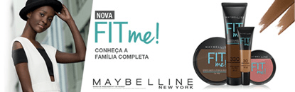 Maybelline Fit Me! para Peles Escuras